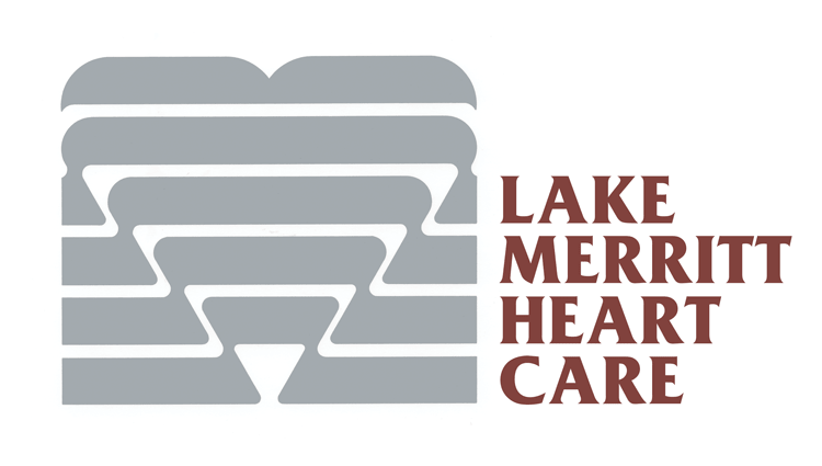 LAKE MERRITT HEART CARE logo