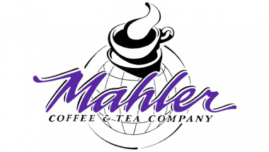 MAHLER COFFEE & TEA COMPANY logo