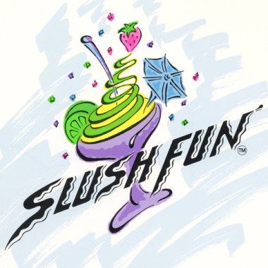 SLUSH FUN logo