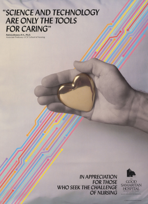 Good Samaritan Hospital Nursing Poster